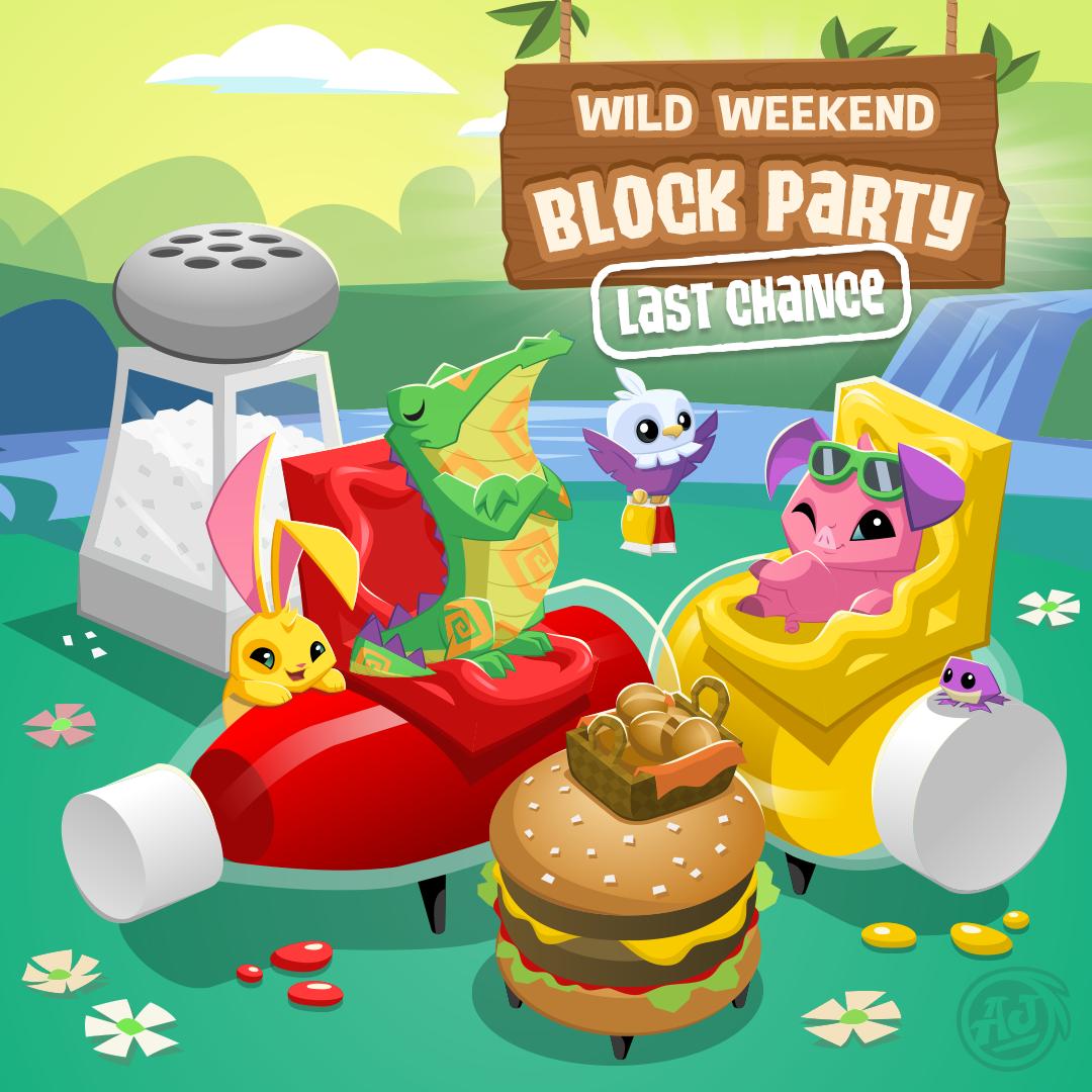 20180719 WW BlockParty LastChance