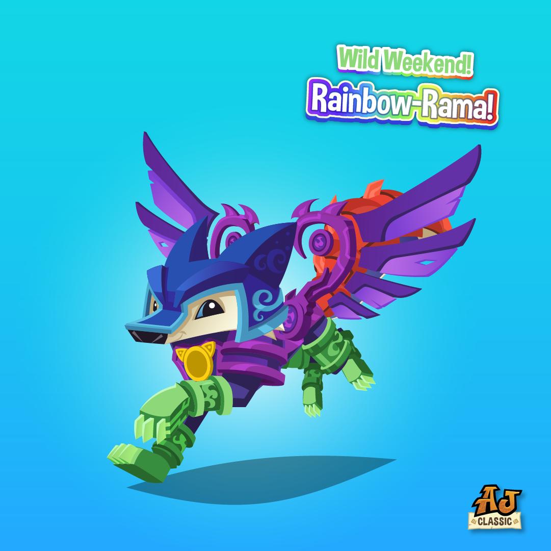 20210526 Wild Weekend Rainbowrama-03