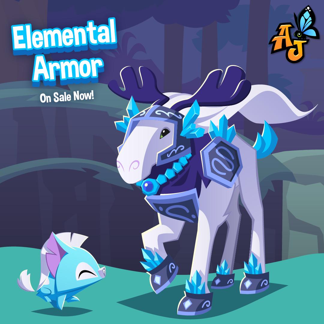 20200530 Elemental Armor