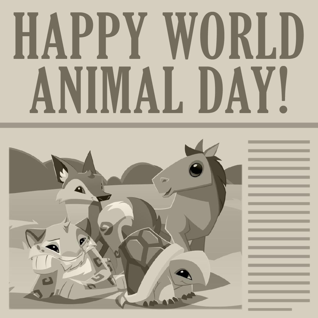 World Animal Day-01