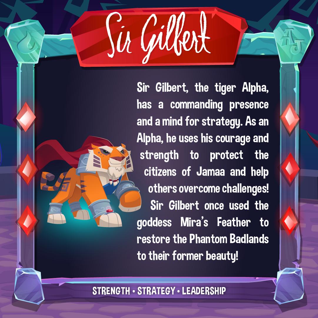 Social Gilbert Info Square