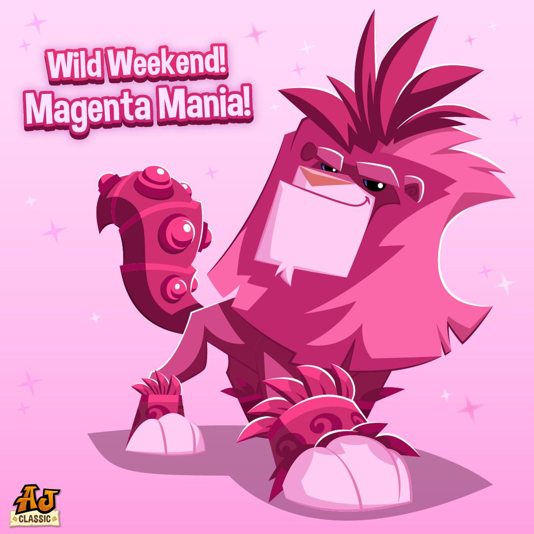 20210805 Wild Weekend Magenta Mania-01