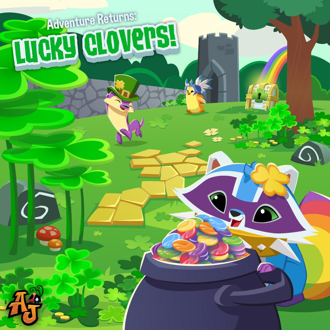 20200228 LuckyCloversAdventure-01