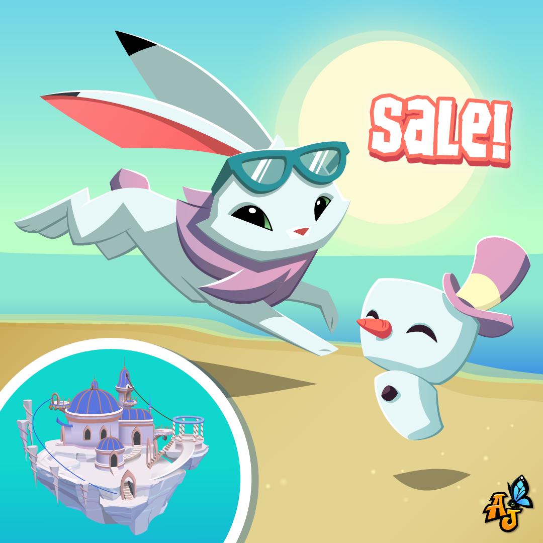 20210621 Sale Sugar Palace, Arctic Hare, Tiny Snowman-01