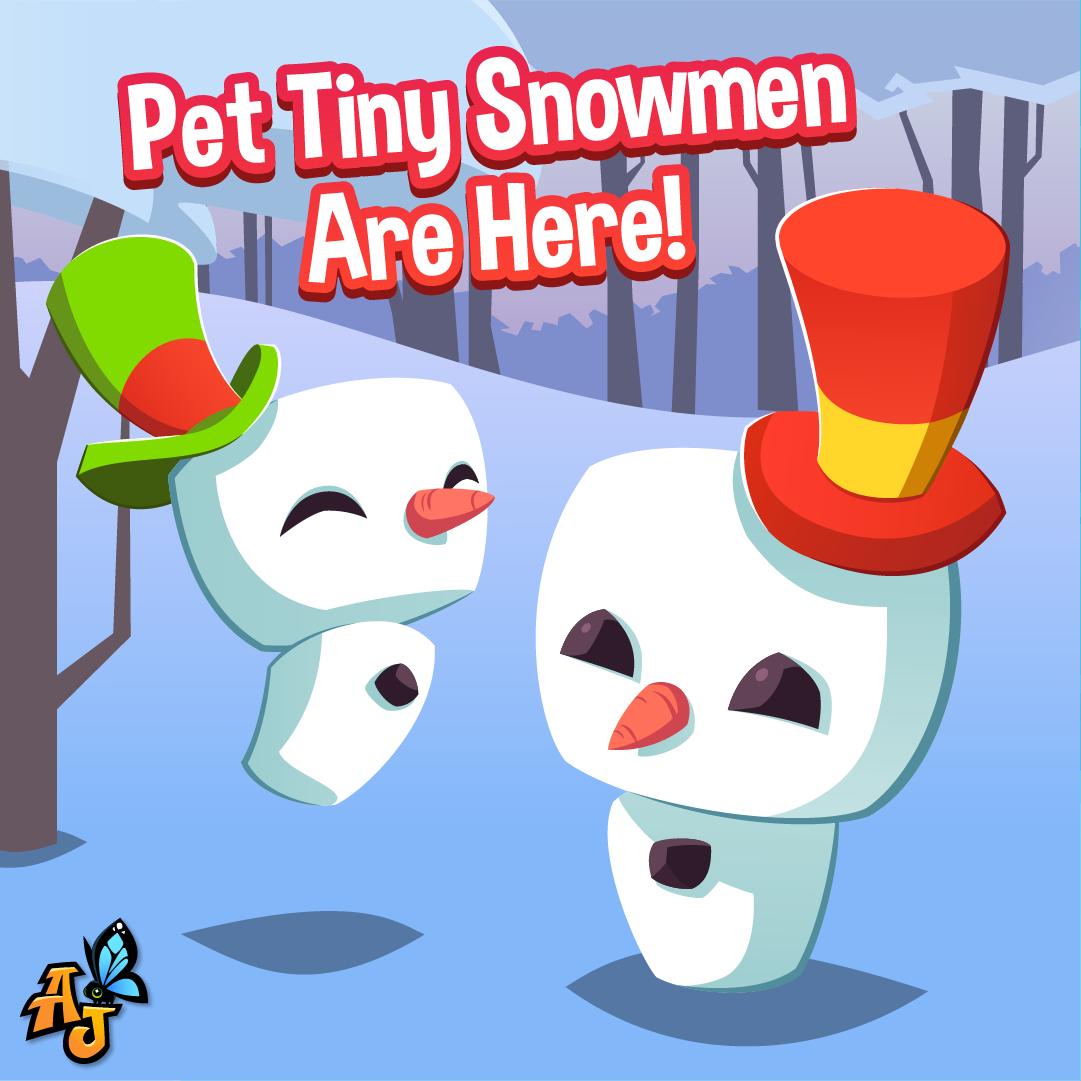 20201119 Tiny Snowman-01