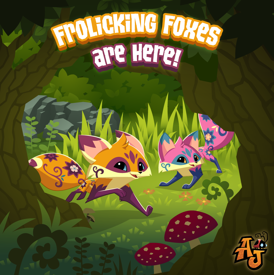 Frolicking Fox-02