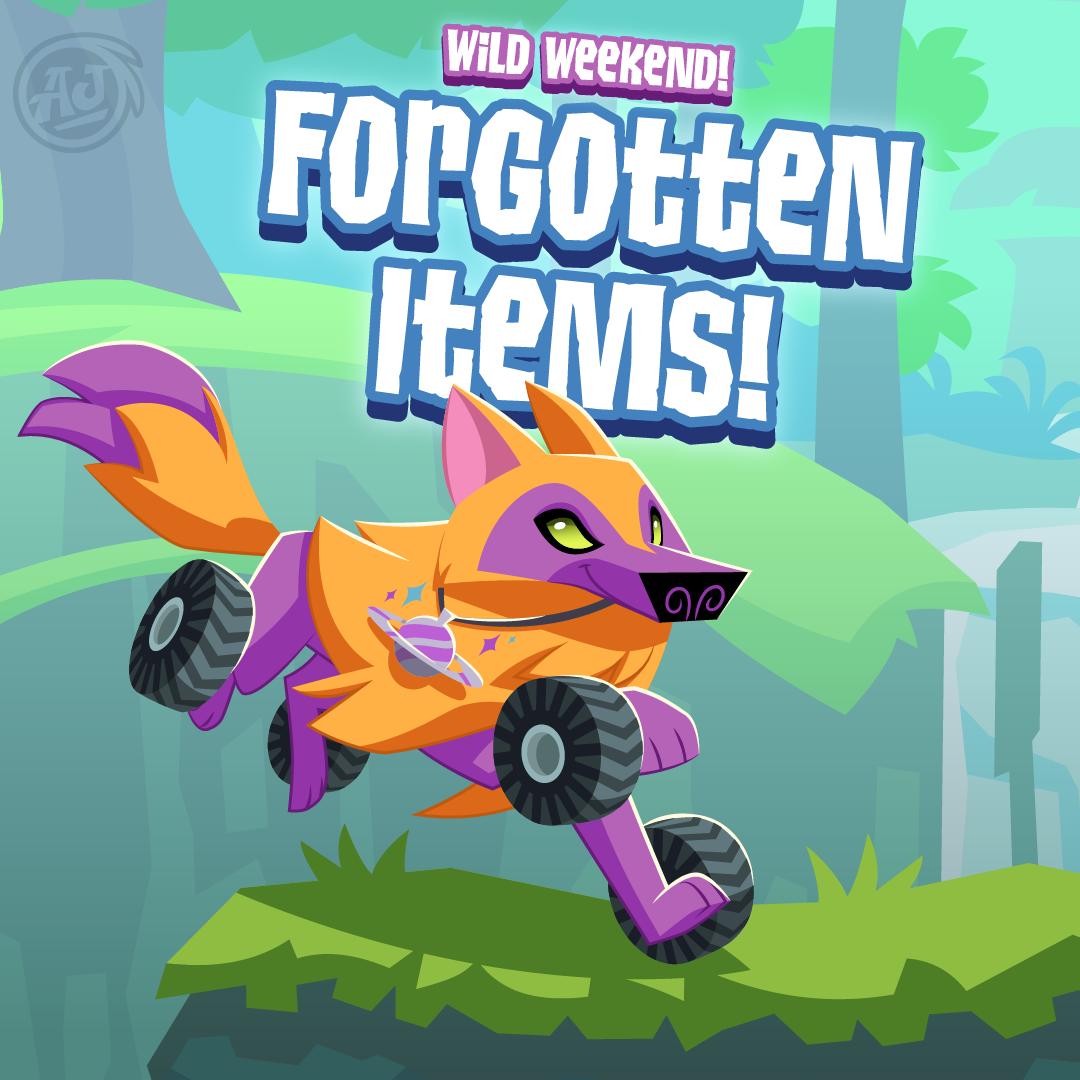 2019 WildWeekend ForgottenItems-01