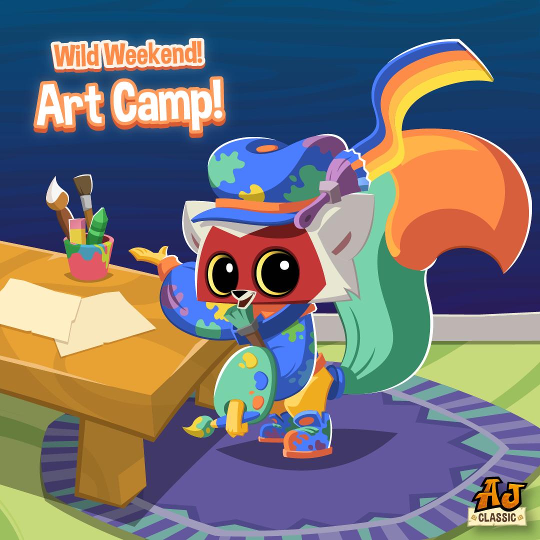 20210624 Wild Weekend Art Camp-01