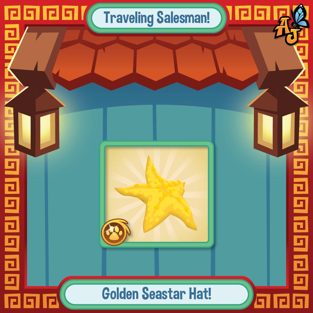 20200822 AJTravelingSalesman(GoldenSeastarHat)-01