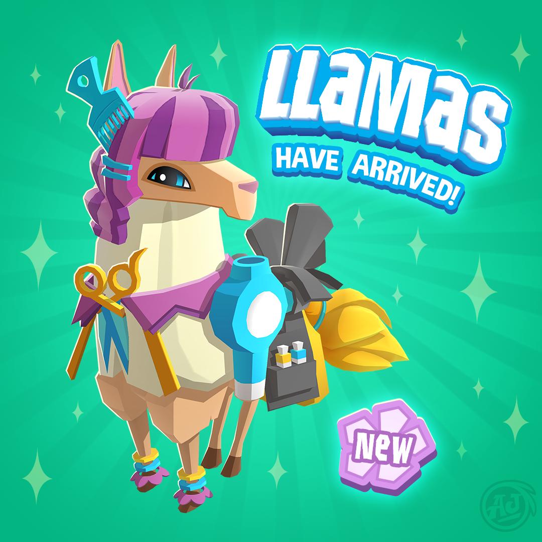 20180801 PW Llamas
