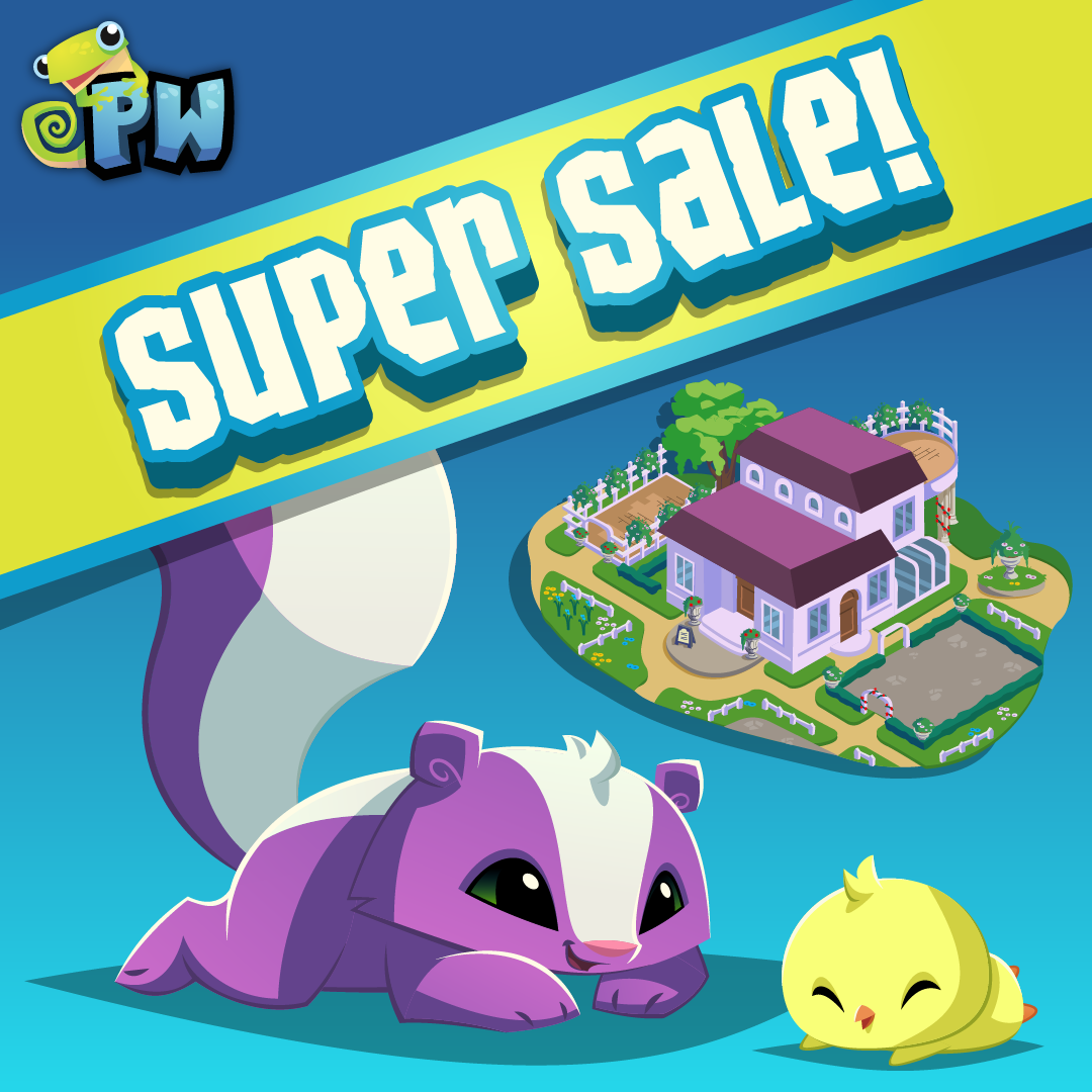 Skunk Super Sale