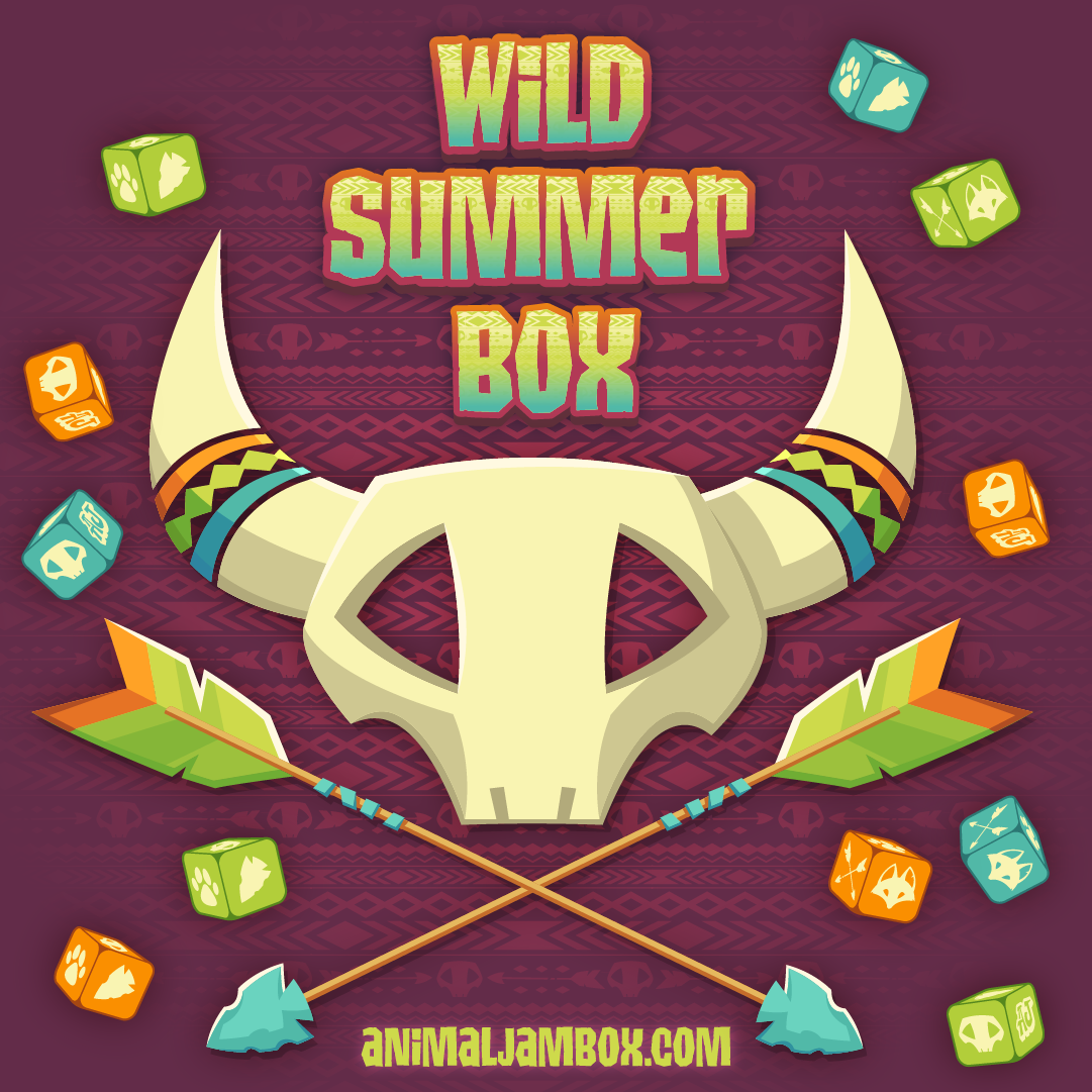 WildSummerBox SocialPosts Dice