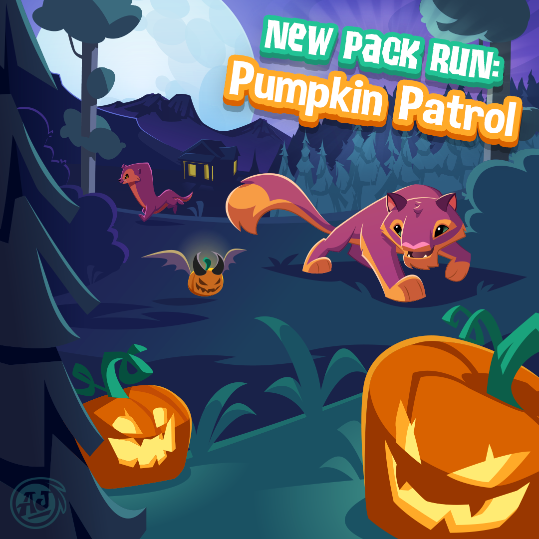 20180928 PackRun PumpkinPatrol