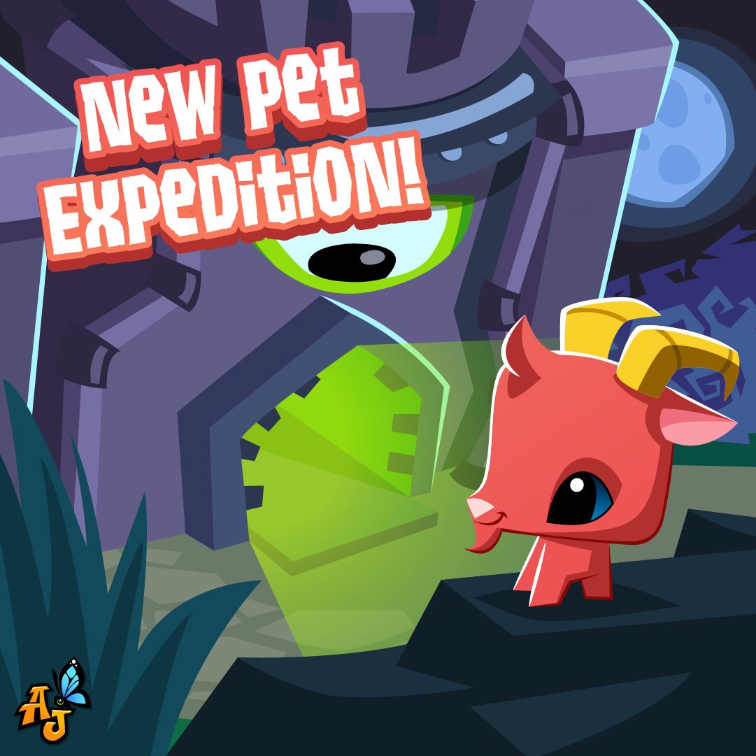 20201113 Pet Expedition Phantom Fortress