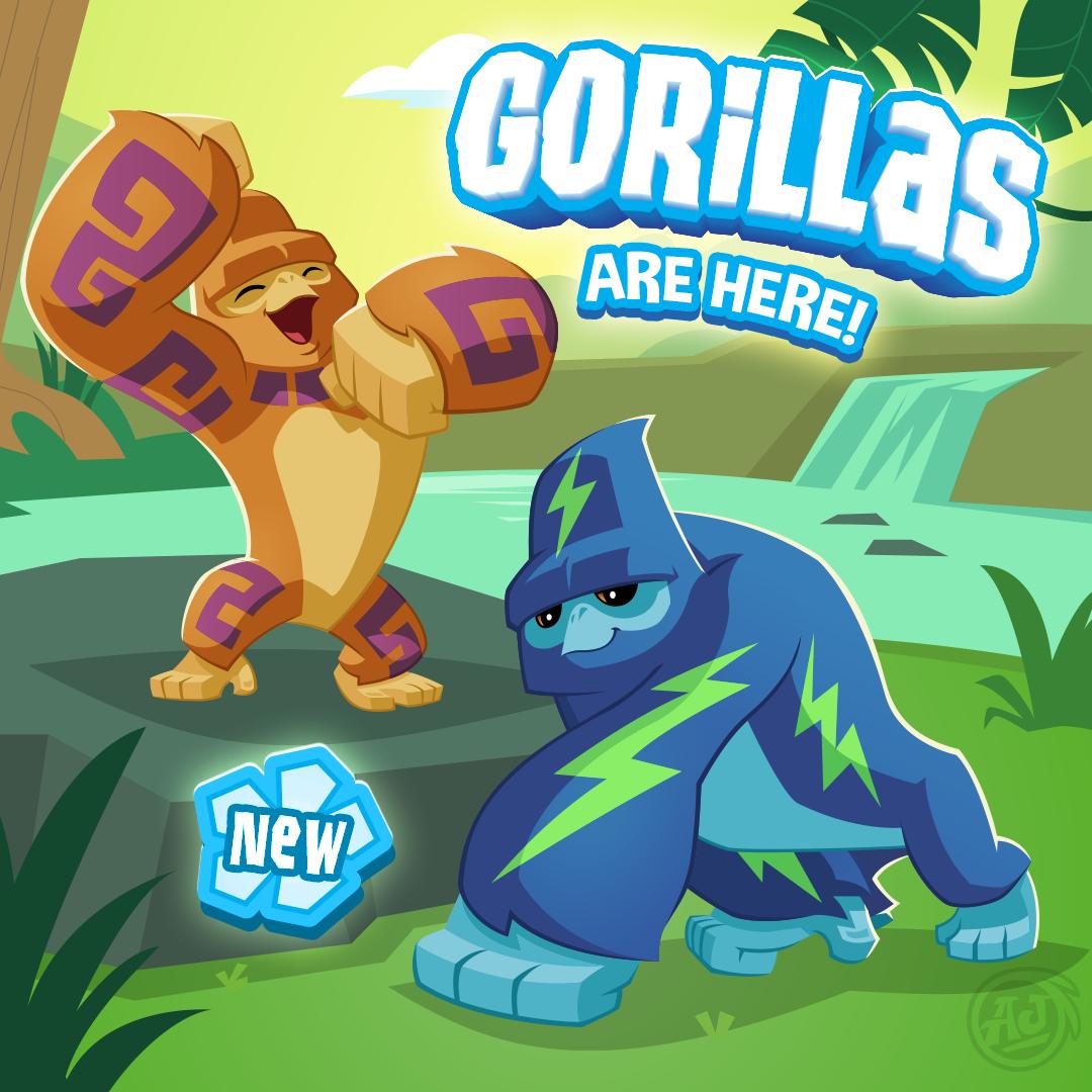 20180829 PW Gorilla