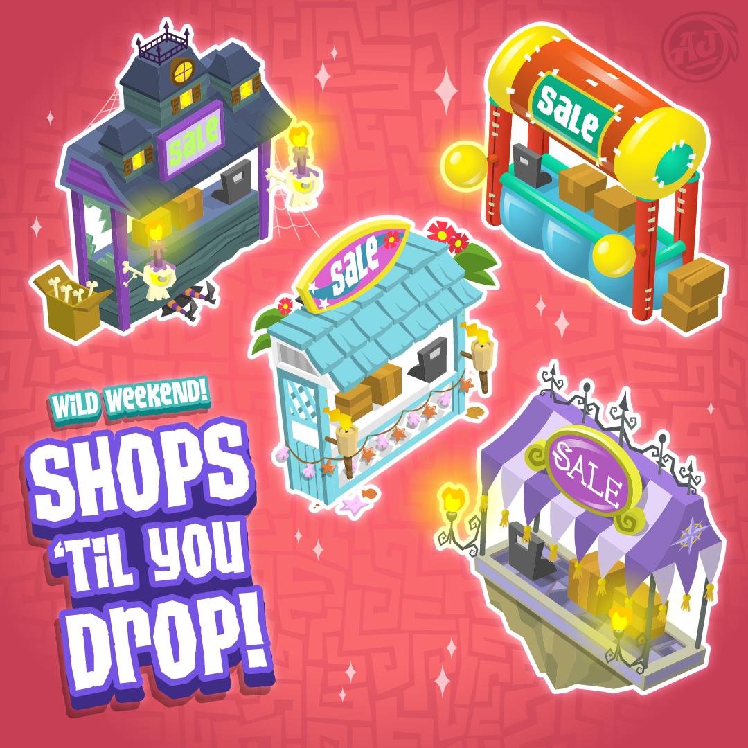 Wild Weekend My Shop-01