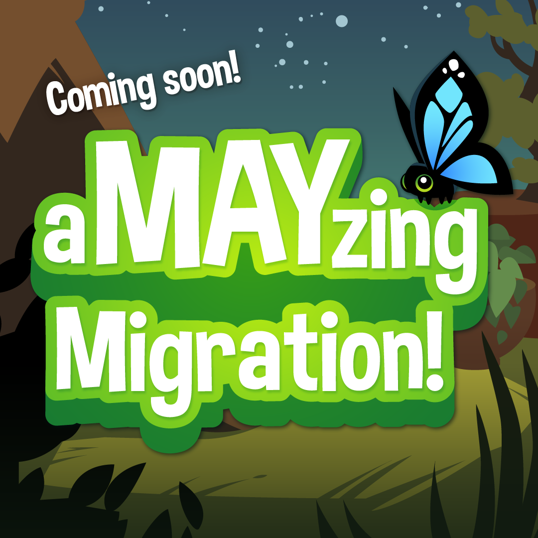 2020 0425 ComingSoon aMAYzing Migration-01