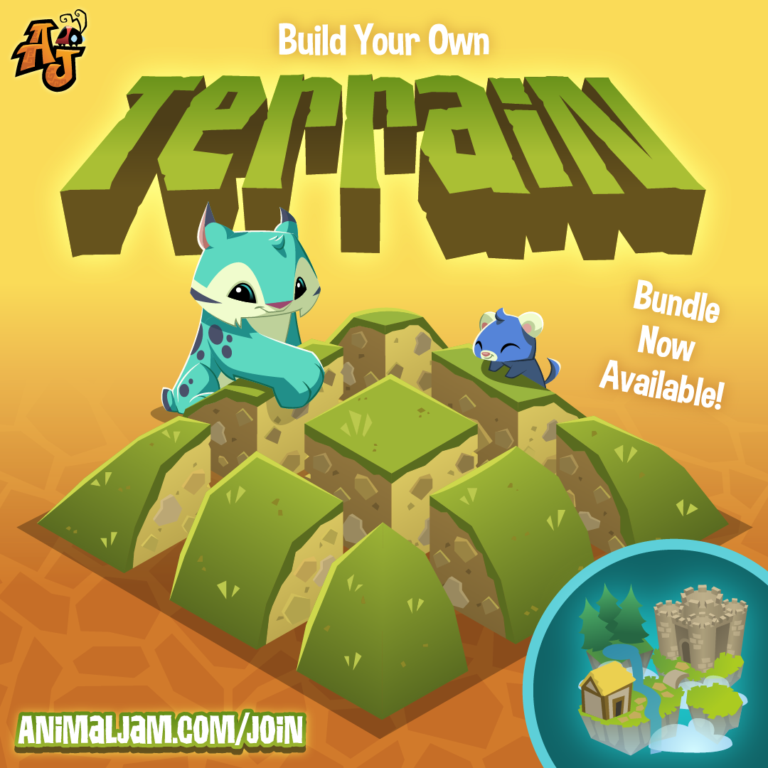 Build Your Own Terrain Bundle