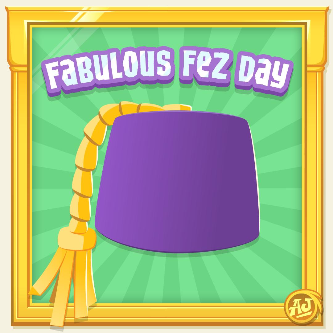 20180423 Fez Hat