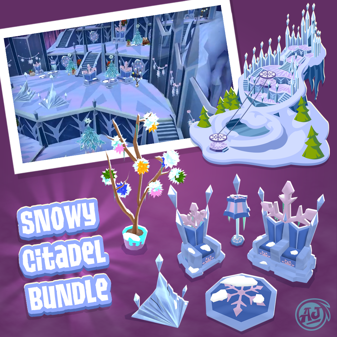 20181212 PW SnowyCitadel Bundle