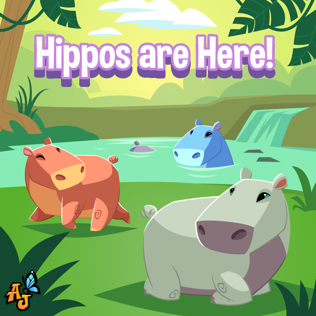 20200603 Hippos are Here