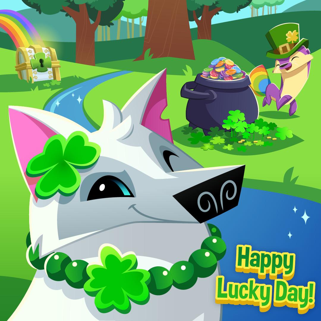 20200317 HappyLuckyDay-01