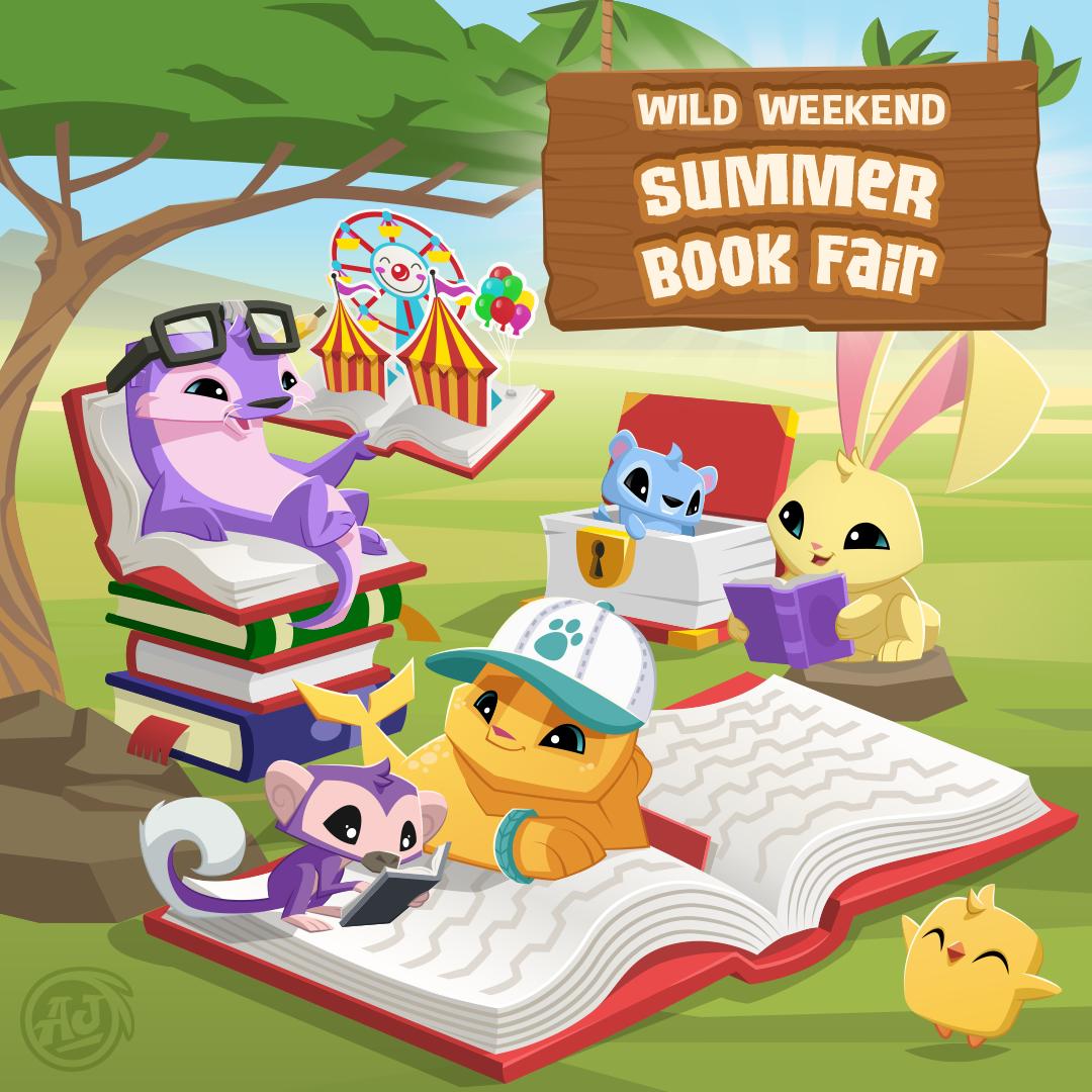 20180809 WW SummerBookFair