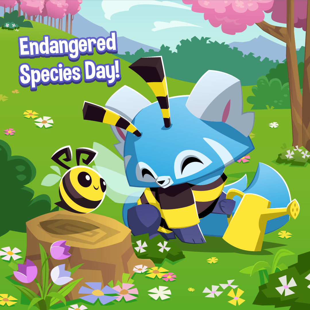 20210520 National Endangered Species Day-Pollenators-01