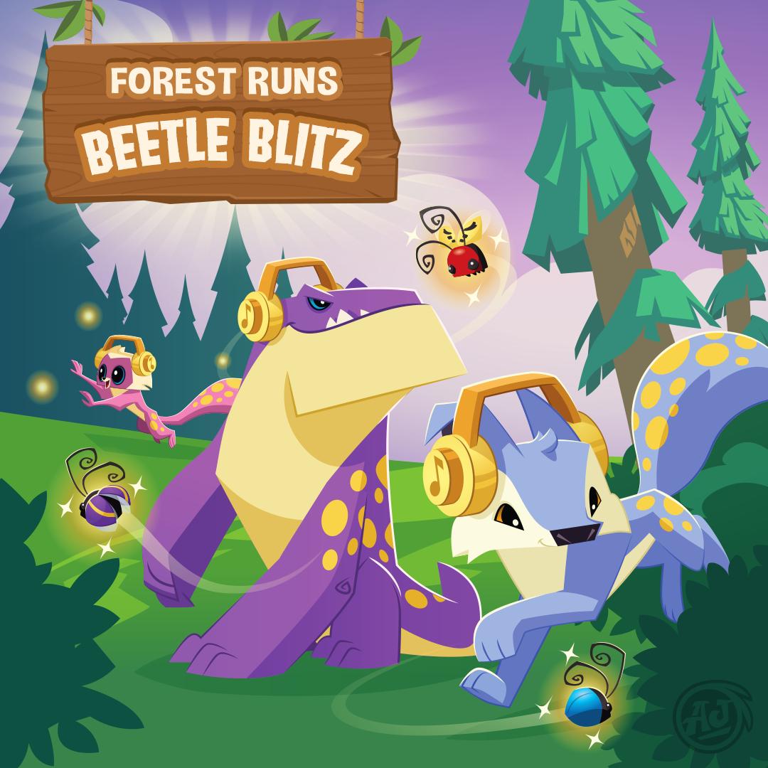 20180504 ForestRuns BeetleBlitz