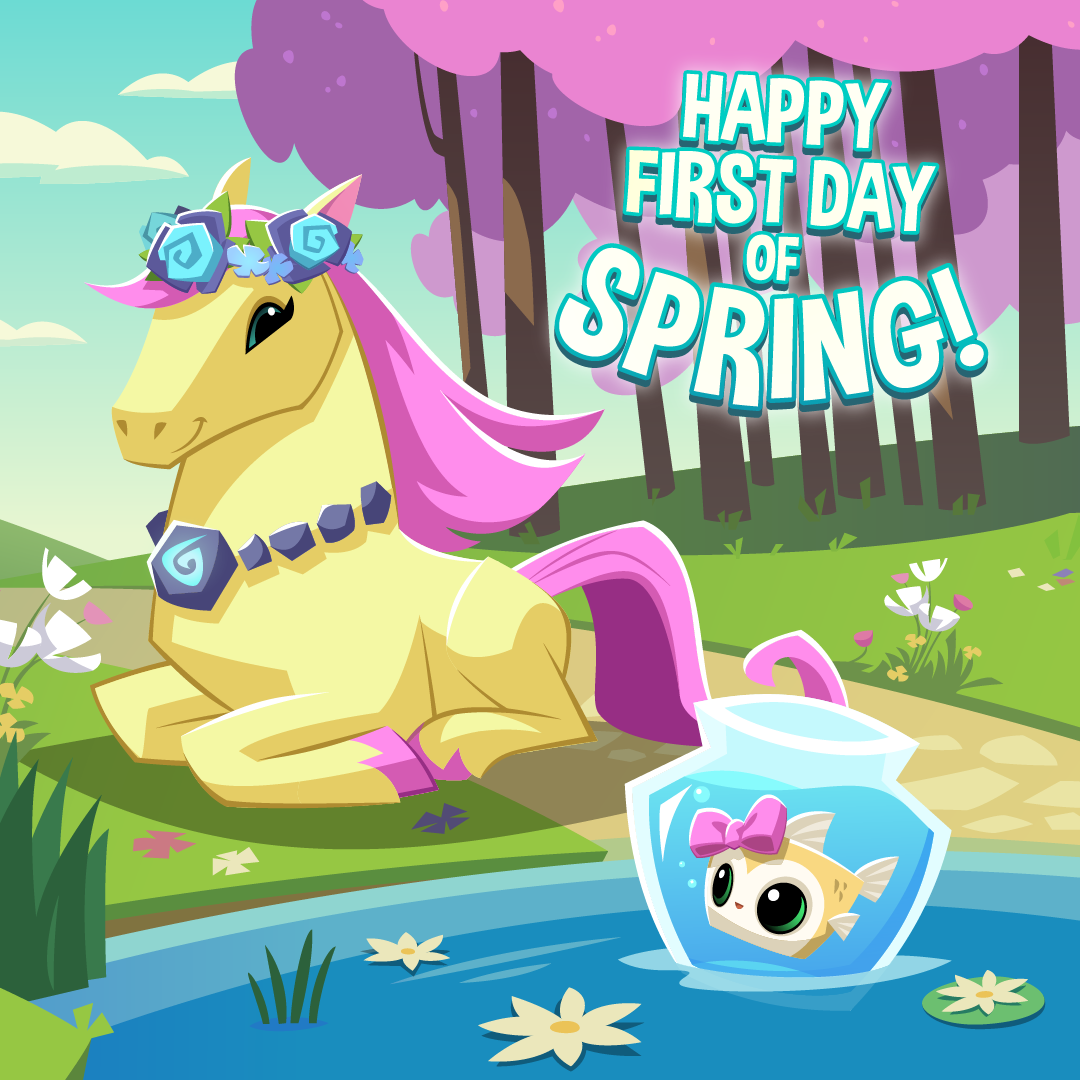 20210319 Happy First Day of Spring!-01