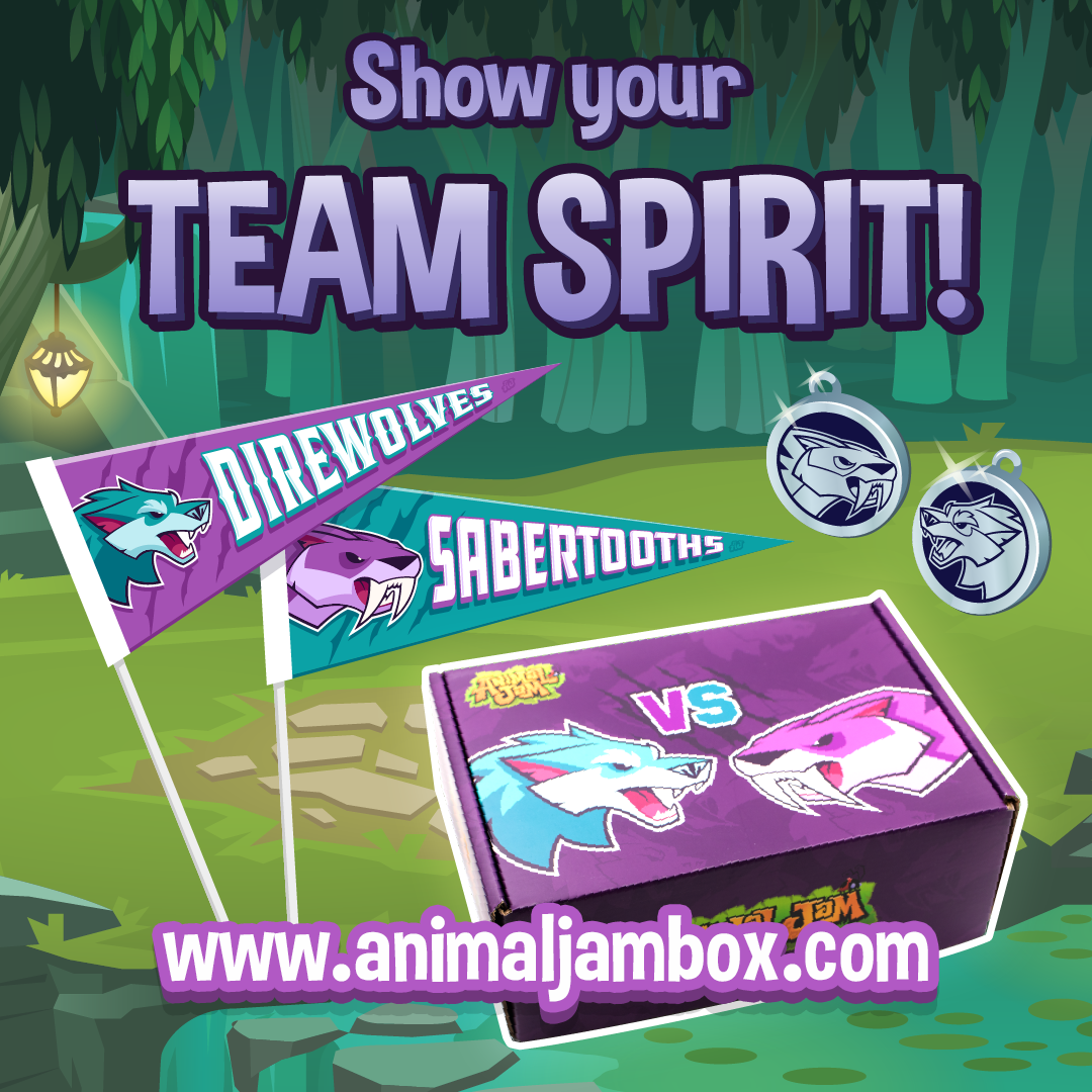 Show your Team Spirit-01
