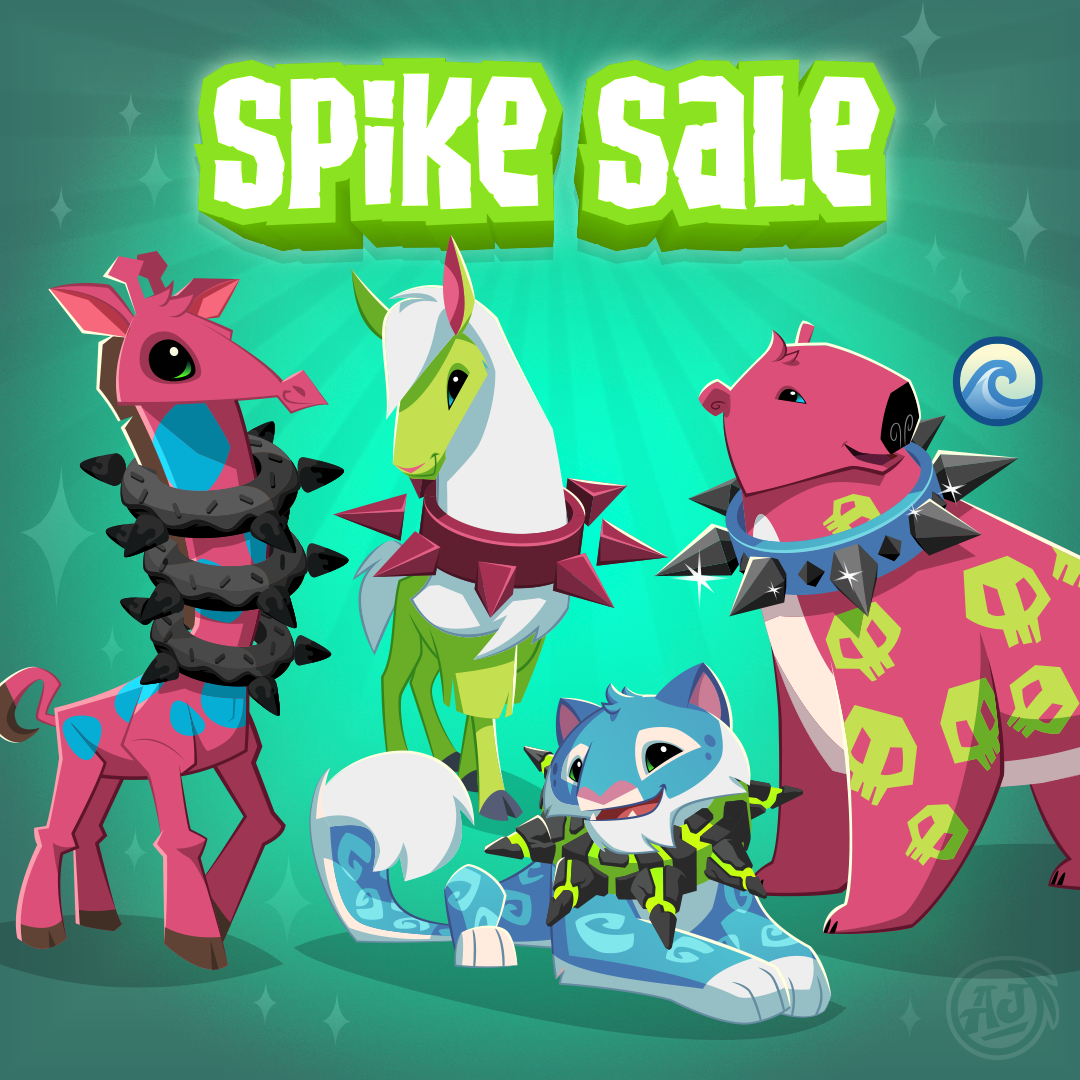 20181121 SpikeSale