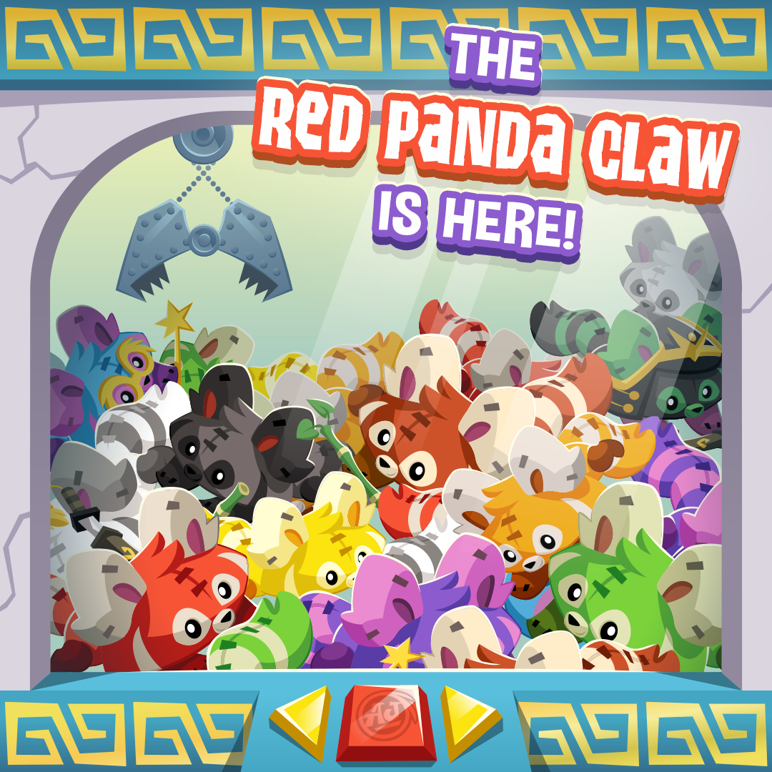 20180916 RedPandaClaw