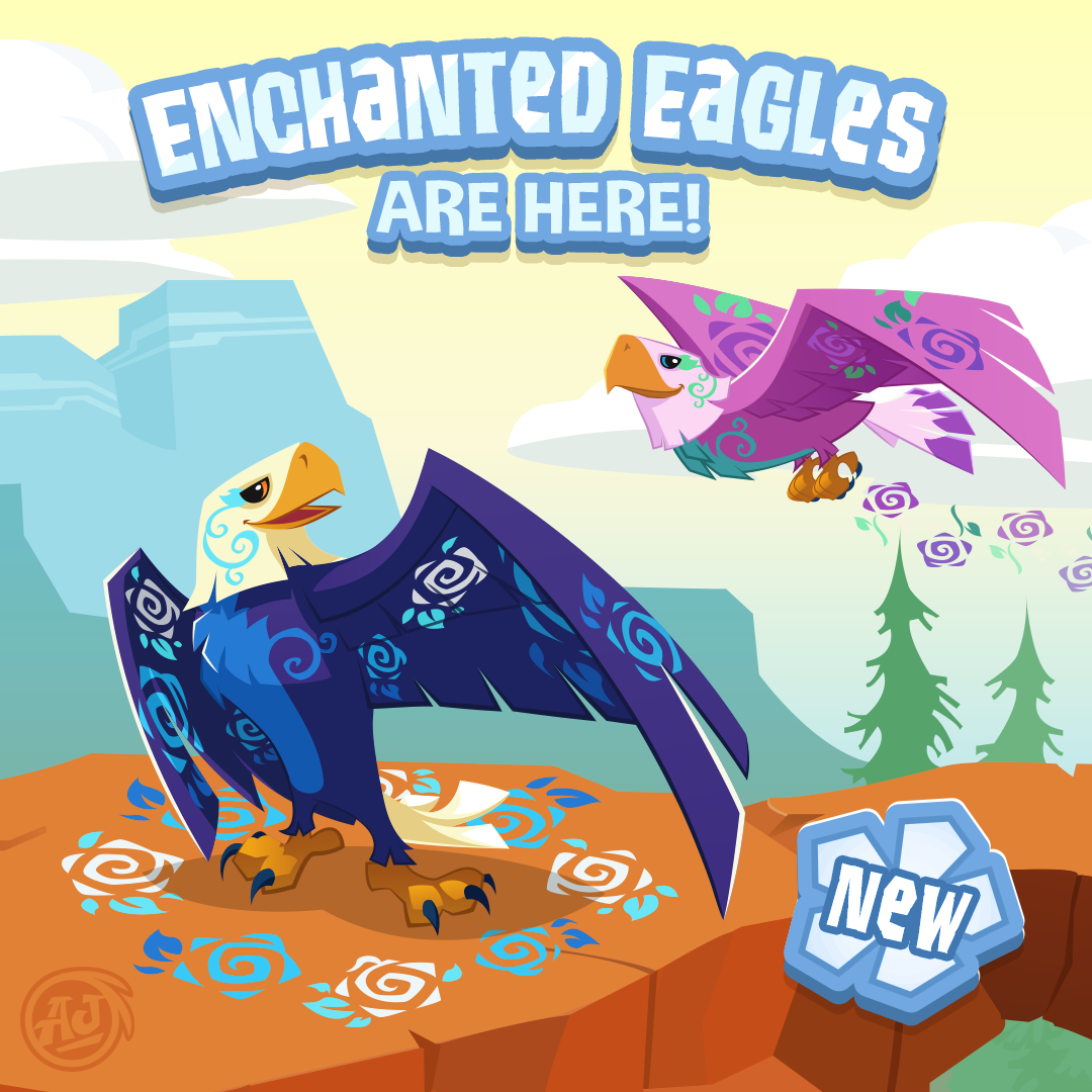 20180704 EnchantedEagles