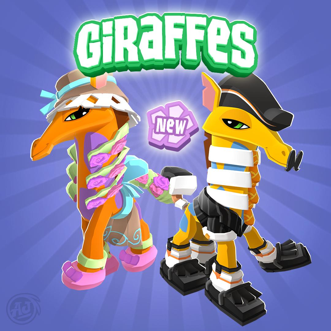 20180627 PW Giraffes
