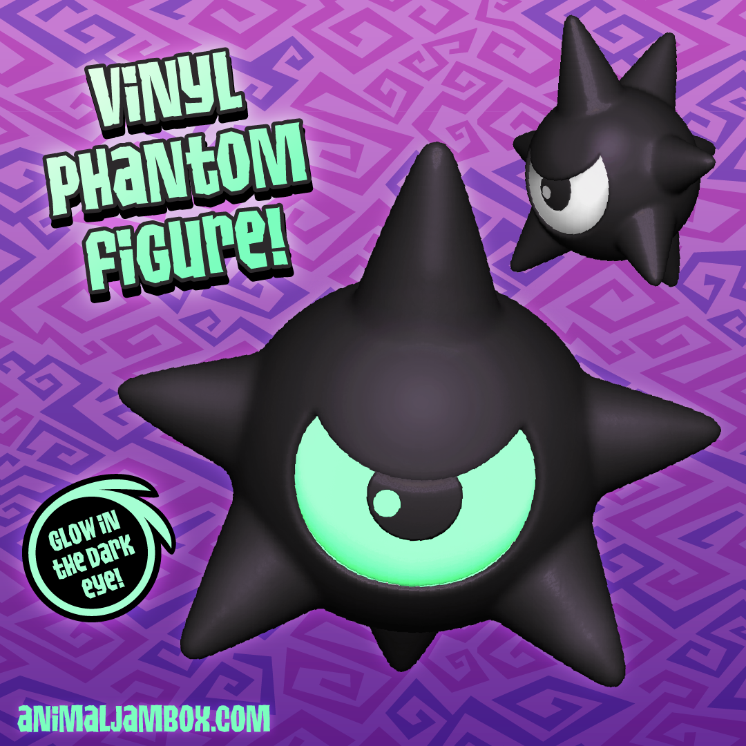 FallBox SOC Vinyl Phantom Figure