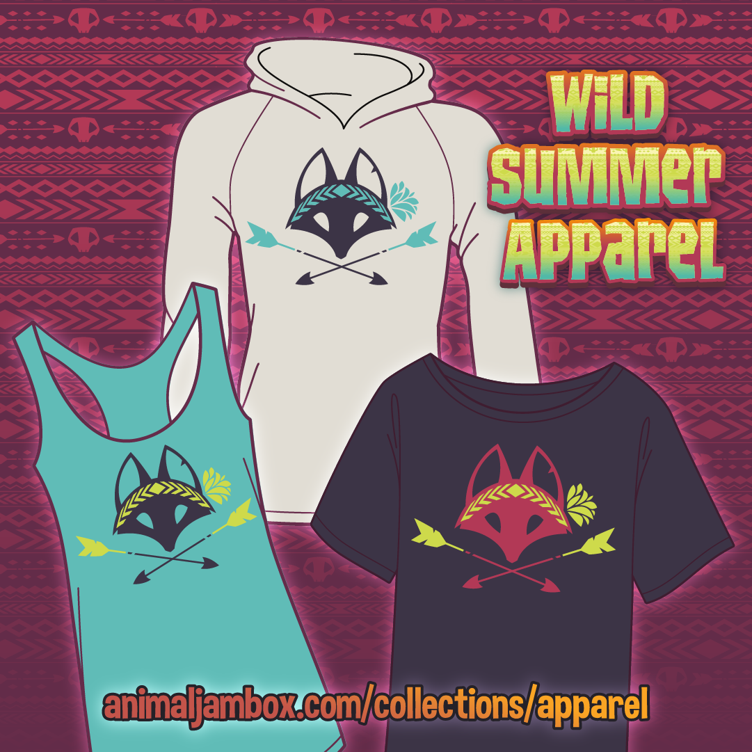 Summer2019 WildShirts SOC-02