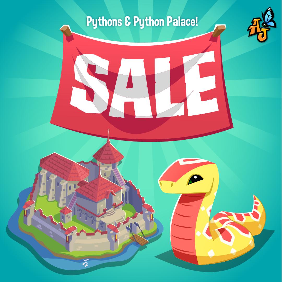 20200624 PythonPalaceSale-01