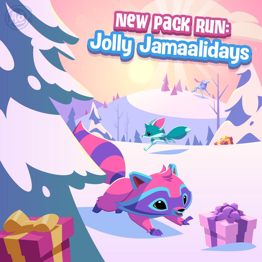 20181203 PackRun JollyJamaalidays