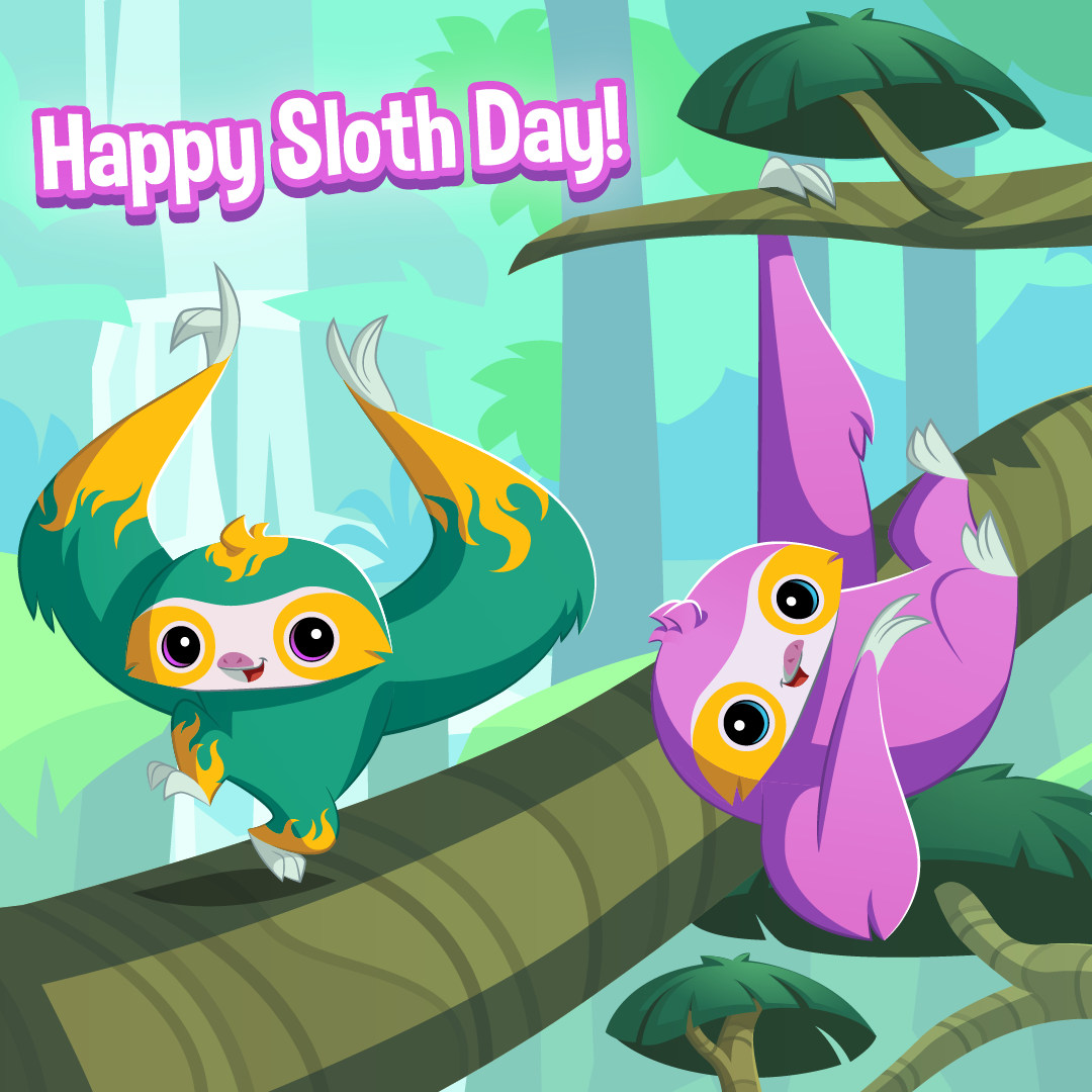20211018 Sloth Day-01