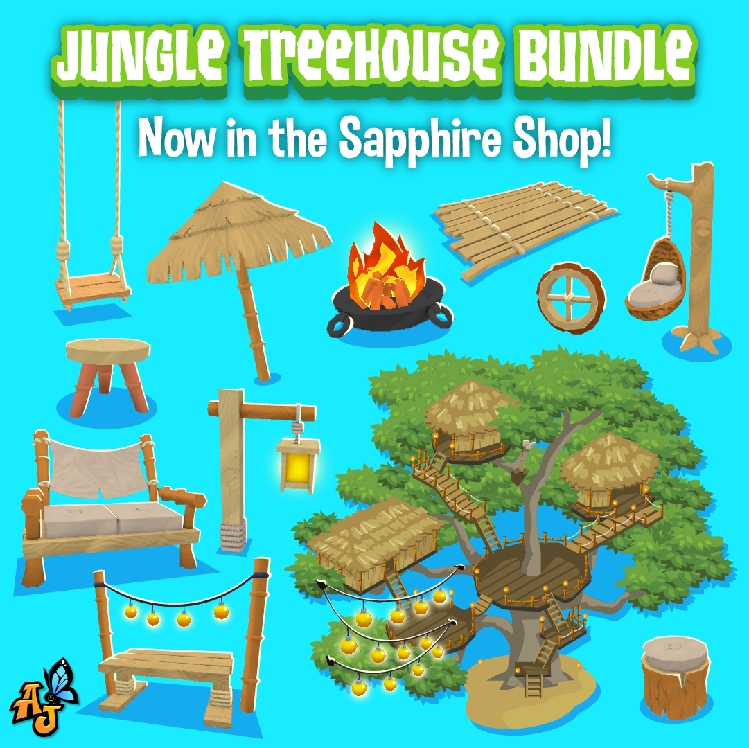 20200513 Jungle Tree House Bundle SocPost (1)