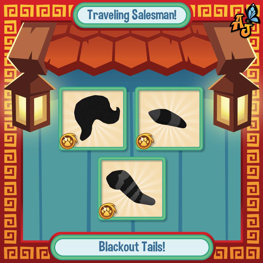 20201106 Traveling Salesman Blackout Tails-01