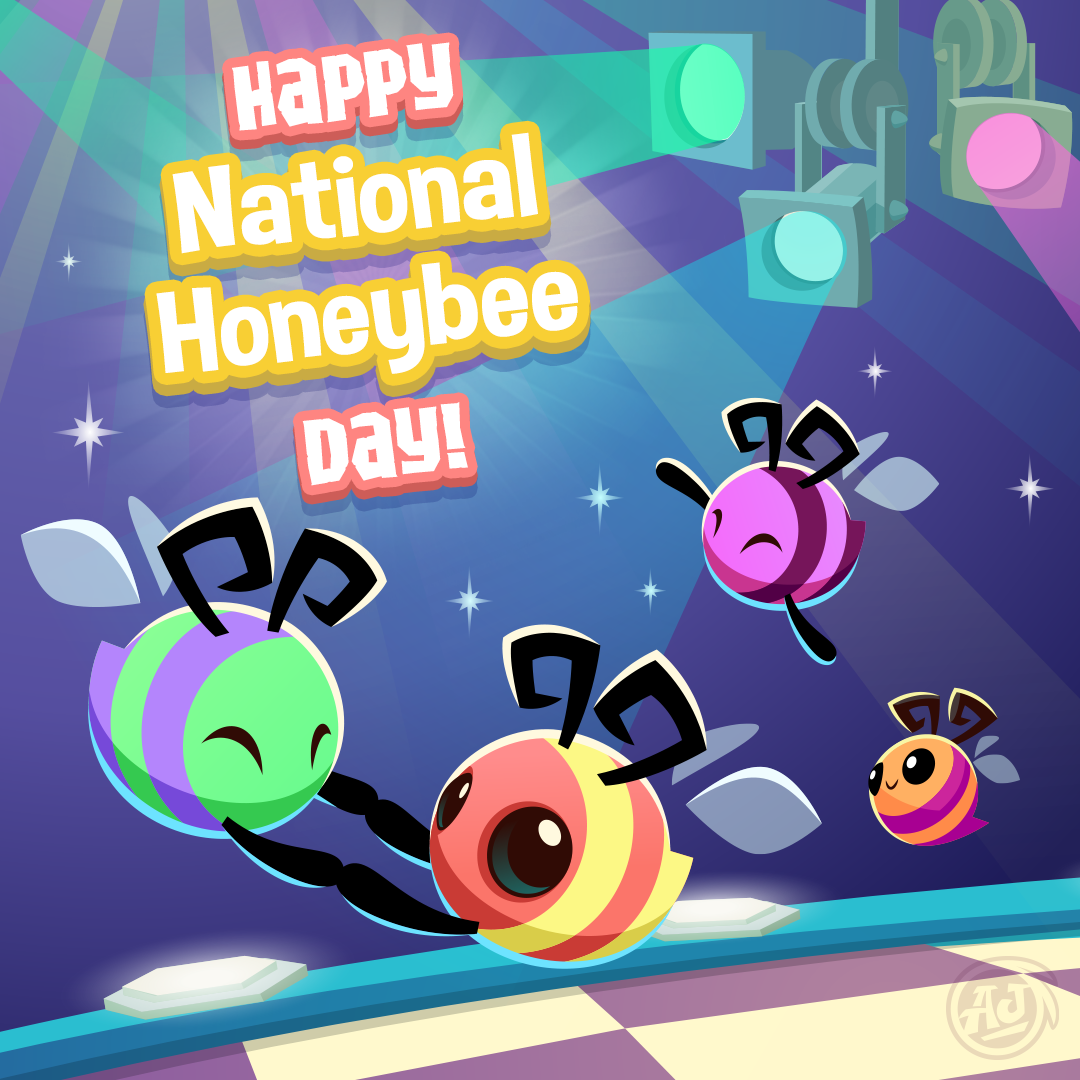 20180818 NationalHoneybeeDay
