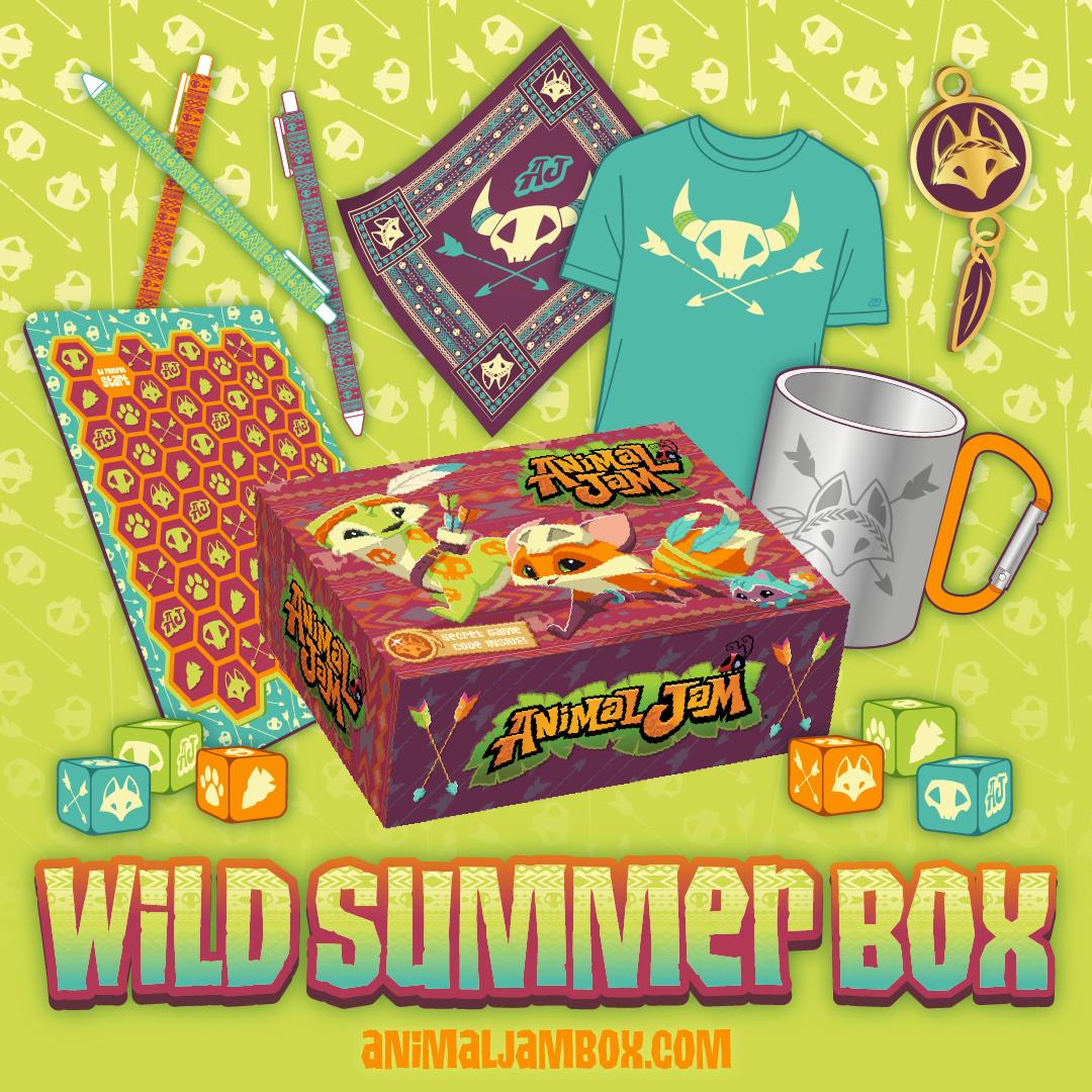 WildSummerBox All Items