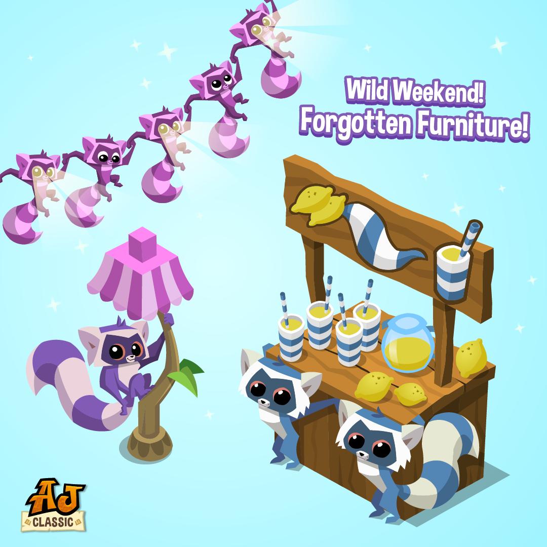 20210812 Wild Weekend Forgotten Furniture 2-01