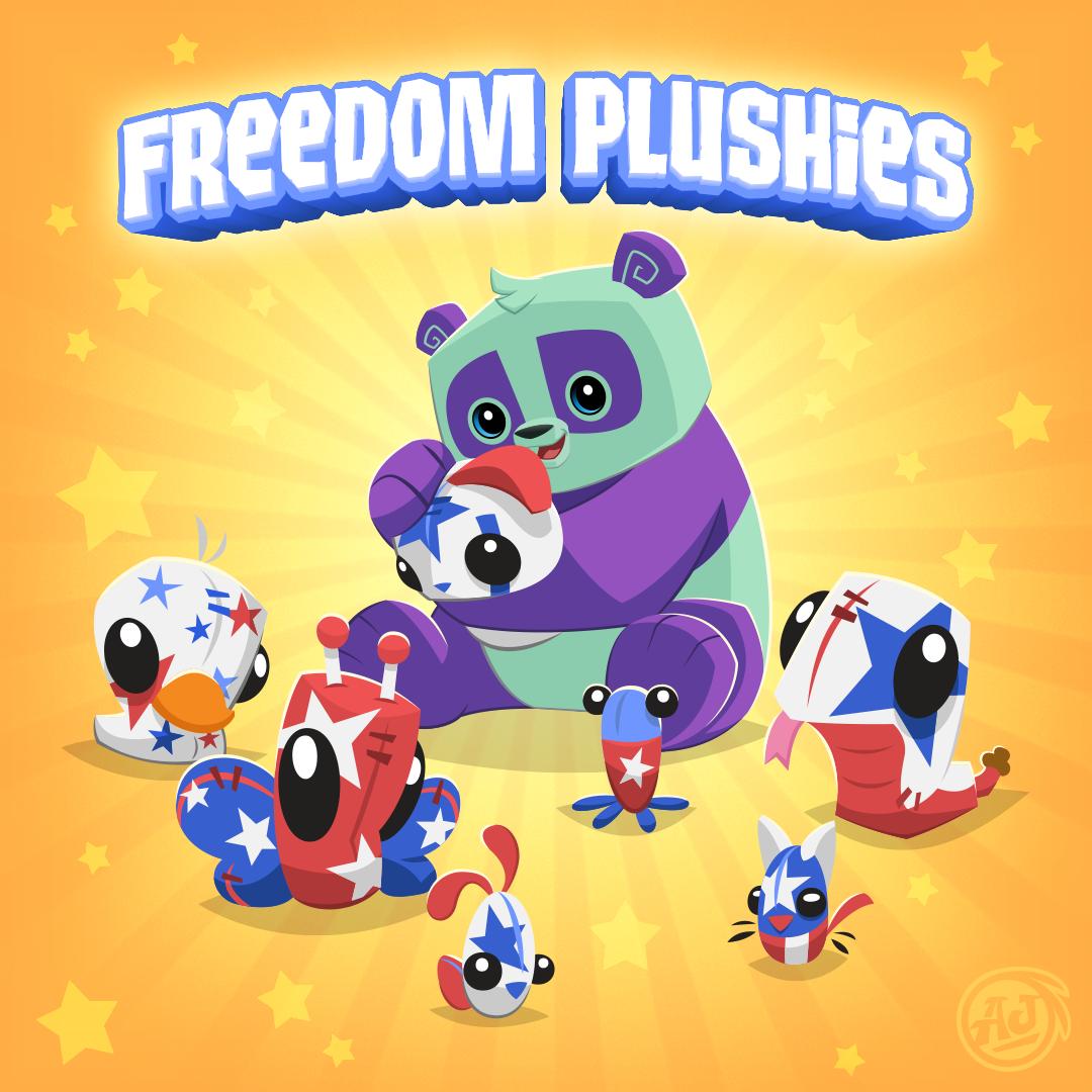 20180628 FreedomPlushies