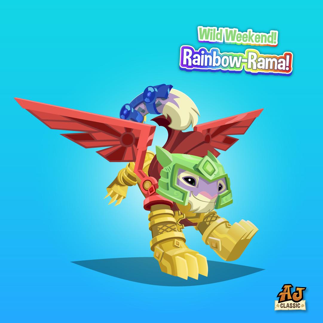 20210526 Wild Weekend Rainbowrama-02