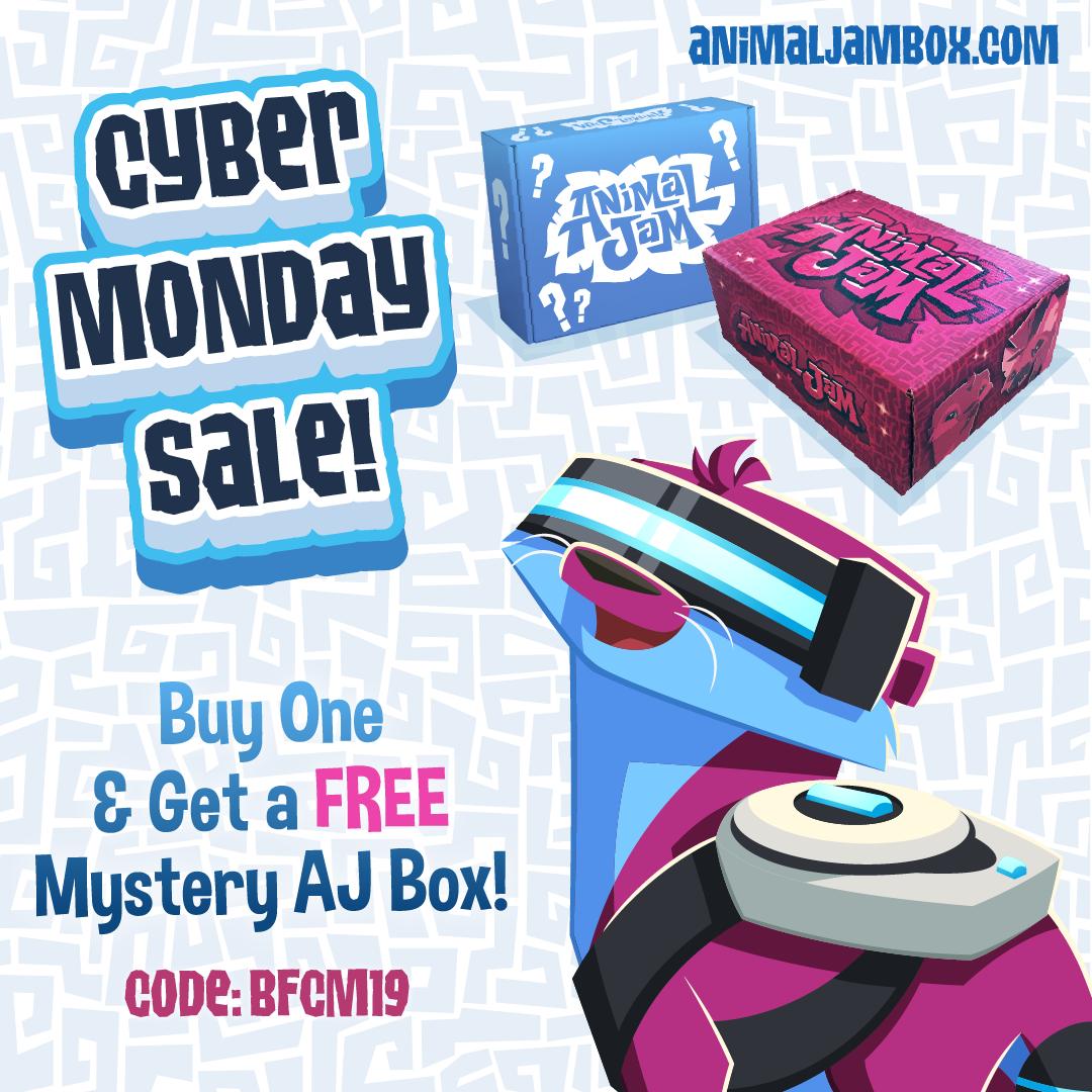 SOC AJBox BlackFridayCyberMonday Sale Cyber Monday 2