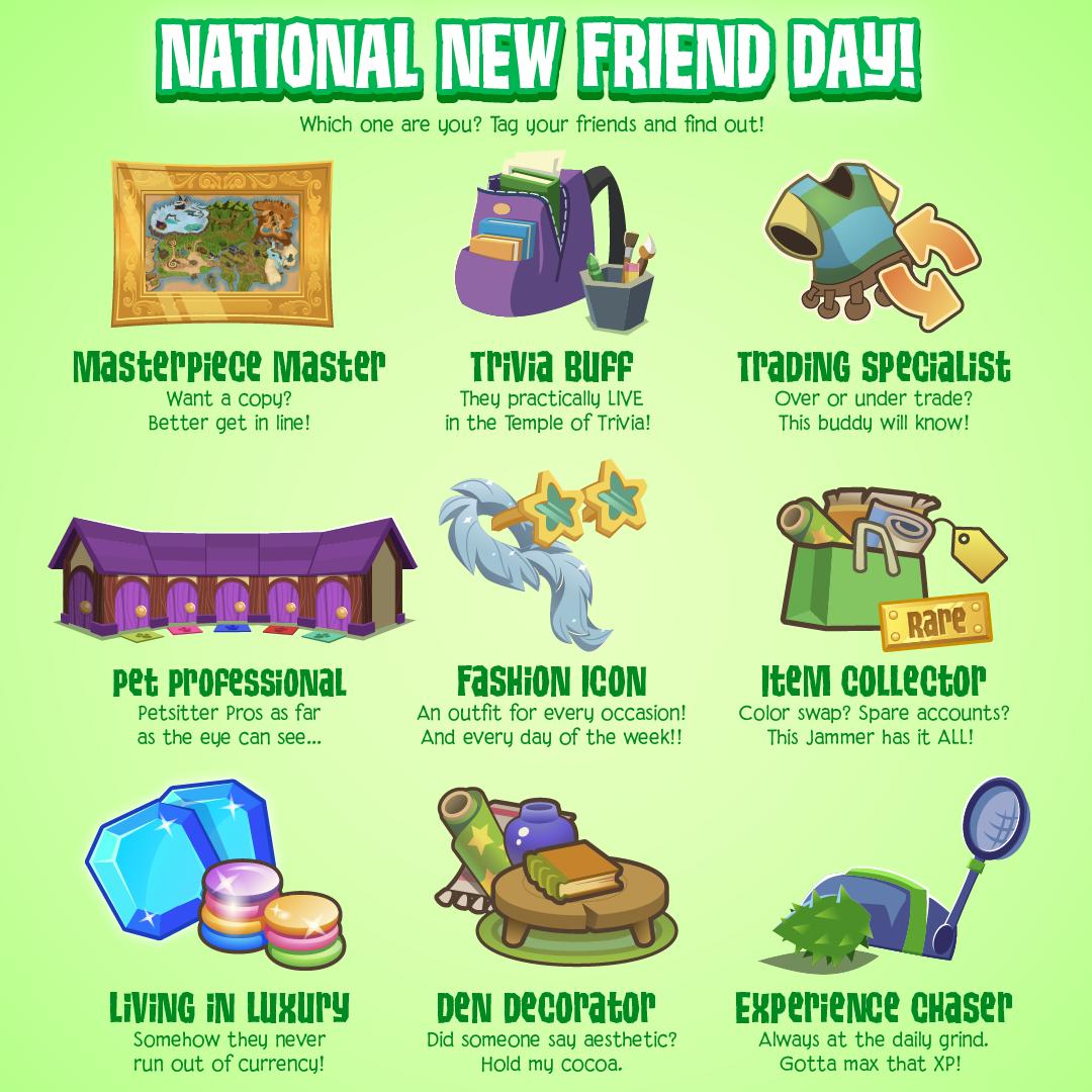 Friend Day