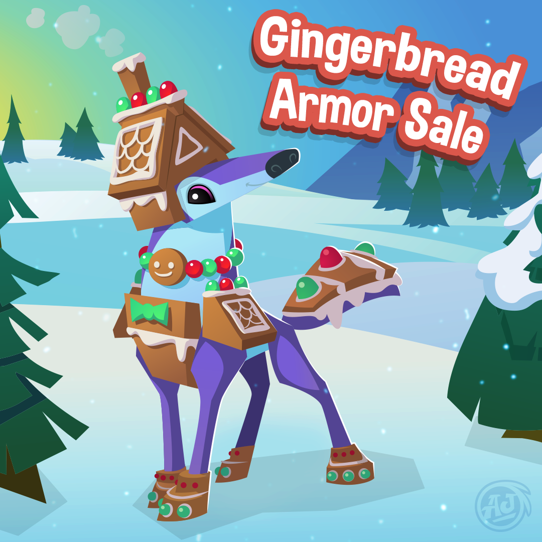 play-wild-gingerbread-armor-sale